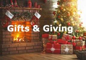 Challenge 110 Gifts and Giving